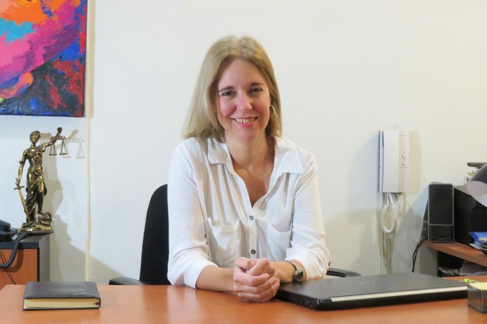 Dra. Verónica Velasco Abogada en Rosario especialista en discapacidad y salud, familia, sucesiones